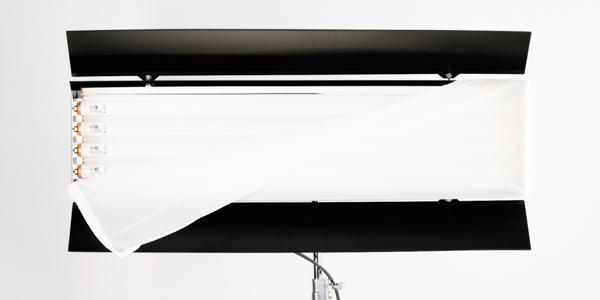 рассеиватель для люминисцентного светового прибора